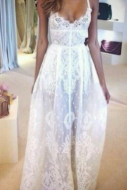 Real Custom A Line Lace Long Prom Dresses,Prom Gowns 2015,Dress For Prom, A Line Long Evening Dresses ,Chiffon Floor Length Prom Dress,Party Dress For Evening,Prom Gowns 2015