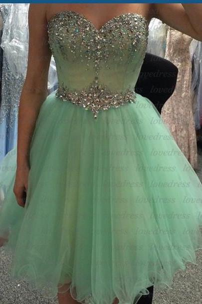 Green homecoming dresses, cute homecoming dresses, short homecoming dresses, juniors homecoming dresses, CM594