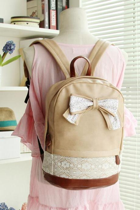 Nice Lace Backpack