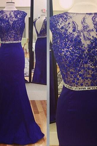 long prom dress, black prom dress, lace prom dress, cheap prom dress, party prom dress, long evening dress, prom dress 2015, 14155