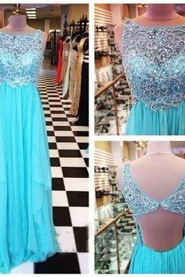 Sexy Long prom dress Beading Prom Dress legant Women dress,Party dress Evening Gowns Floor Length prom dress L067