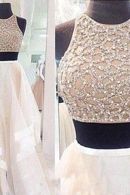 Fashion Prom Dress Elegant Women dress,Party dress Beading Prom Dress Custom prom dress Evening Gowns L068