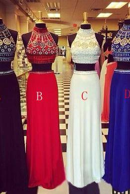 Fashion Prom Dress Elegant Women dress,Party dress Beading Prom Dress Custom prom dress Evening Gowns L073