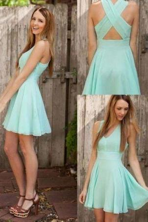 V-Neck Prom Dress Homecoming Prom Dress Custom Prom Dress,A Line Prom Dresses Elegant Women Dress,Party Dress
