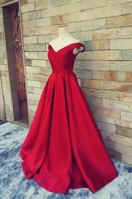2015 satin prom dresses,red prom dresses,off shoulder evening dresses, evening dresses 2015,long prom dresses,dresses party evening,sexy evening gowns,formal dresses evening,celebrity red carpet dresses