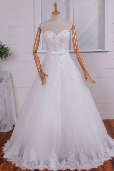 Real shot summer 2015 wedding dress high-grade A pendulum waist beads sexy lace wedding dress trailing new