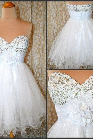 Custom Short Prom Dress, Evening Dresses,Bridesmaids Dresses, Wedding Party Dress