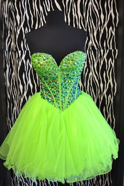 Bud Green Homecoming Dresses, Short Prom Dresses, Tulle Homecoming Gowns, Party Dresses, Short Prom Dresses, Cocktail Dress Homecoming Gown