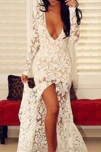 2017 ivory lace prom dress prom dresses long sexy evening dresses evening dress,unique prom dresses,party dress,bridesmaid dresses,backless prom dress,evening gowns,sexy prom dress,hot pink prom dress,Charming Prom Dress,Backless Evening Dresses,Beading Evening Dress,party gowns,celebrity dresses,straps prom dresses,Chiffon Prom Gowns,Luxury Prom Dresses,modest prom gown,Pearls Prom Dresses,Beaded