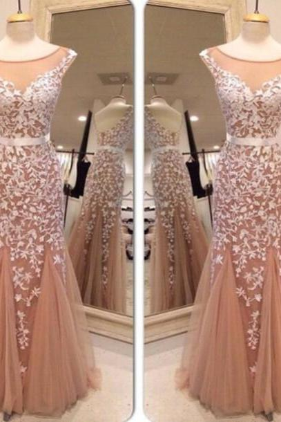 Ulass Backless Floor-Length Evening Dresses, Real Made Evening Dresses,Chiffon Sequins Evening Dresses,