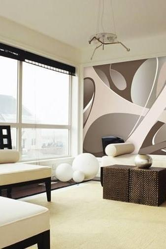 3D Wallpaper Bedroom Living Mural Roll Modern