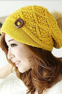 Women Fashion Knitting Hat for 2015 winter