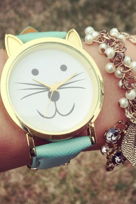 Mint Cat Watch