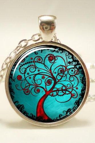 Tree of life pendant Tree of life necklace Tree of life jewelry nature