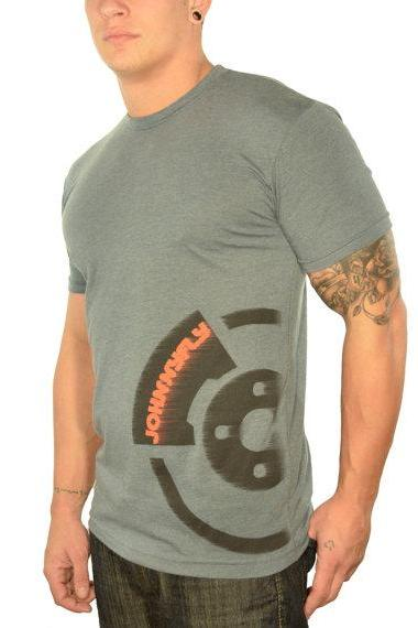 Mens Johnny Fly Brake Rotor Tee