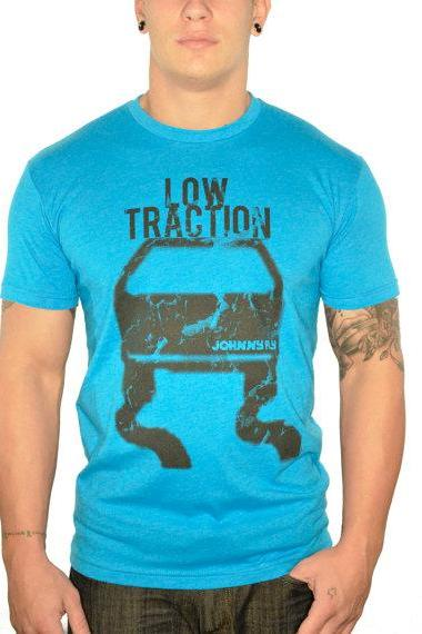 "Men's Dashboard Collection ""Low Traction"" shirt"
