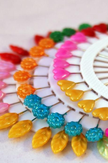 This is a RESERVED LISTING for 'Queen Of Dreamsz' Pretty Pinwheels/Rosettes X 9