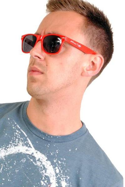 Fly Shades Party Red