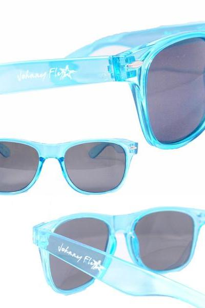 Fly Shades Liquid Blue
