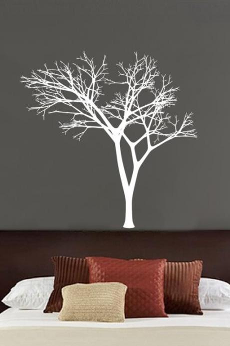 Wall Decal Bare Tree Style 3 22225