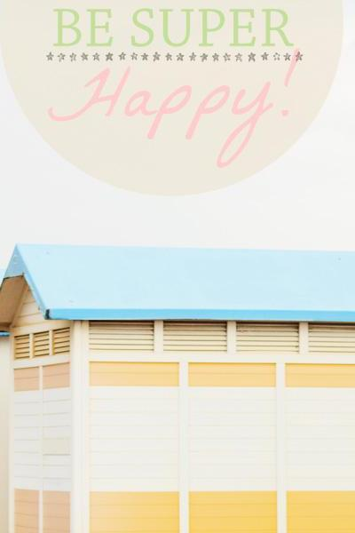Be Super Happy. Nursery Art. Fine Art Photography. Size 16x20'