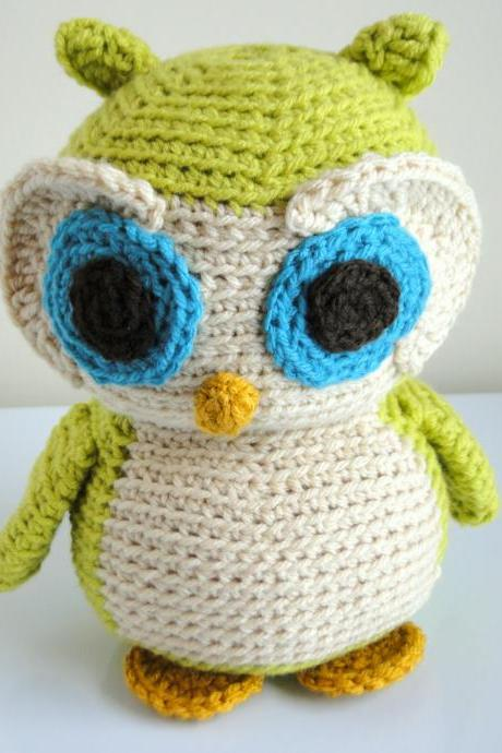 Custom Owl Stuffie