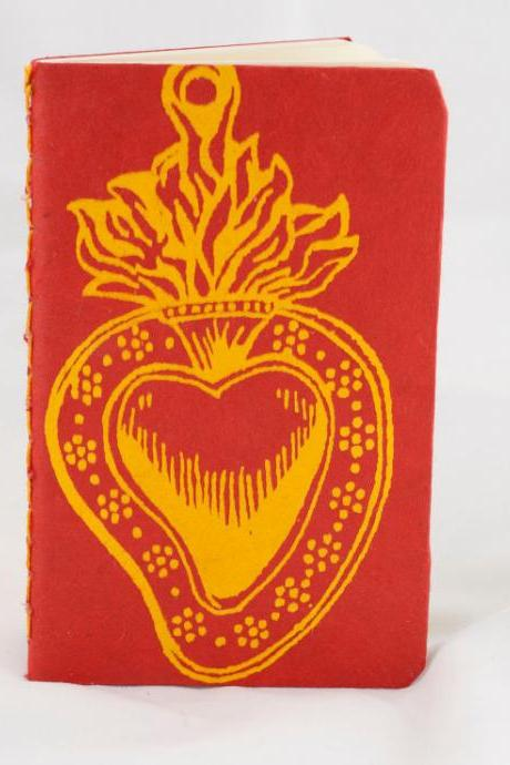 sacred heart notebook