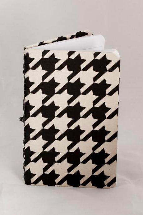 Houndstooth Pocket Notebook