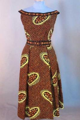 Port Sudan - Gorgeous costumisable dashiki african tunic dress