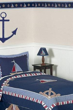 Anchor Nautical Wall Decal 22098