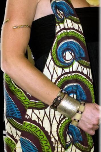 Mali - Gorgeous costumisable dashiki african bag