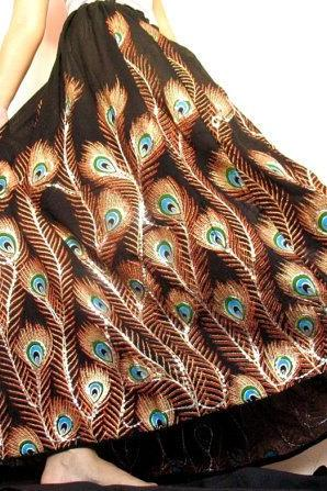 Nigeria - Gorgeous costumisable dashiki african skirt