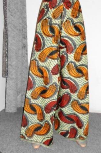 Tanzania - Gorgeous costumisable dashiki african trousers