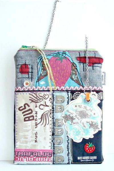 """Flea"" label pouch {4}'Flea' label Beutel {4}"