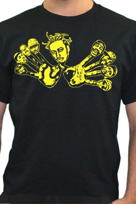 Wu-Tang Wu Hands Shirt Free Shipping
