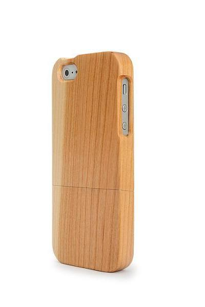 IPHONE 5 CHERRY WOOD CASE