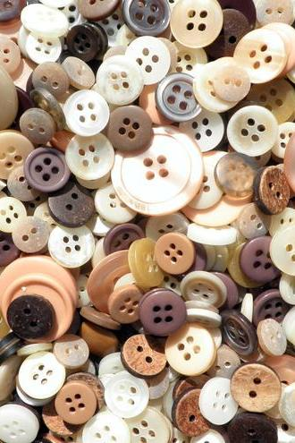 125g Bag of Coffee & Cream Buttons
