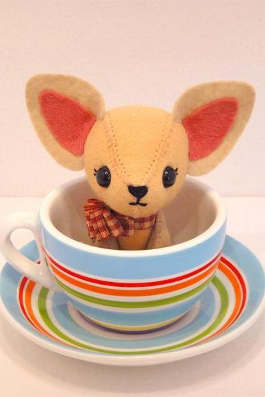 Chihuahua - PDF Pattern Download