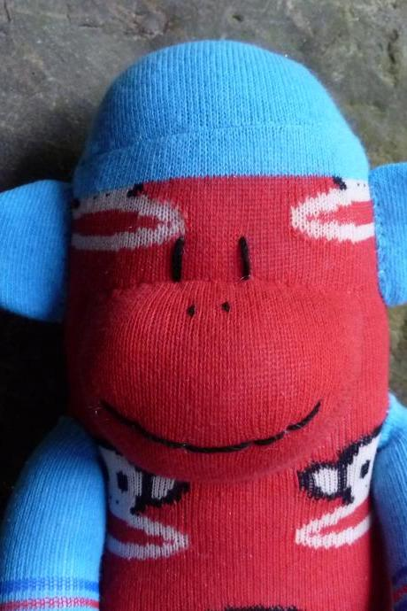 sock monkey, sock monkeys, sockmonkey, sockmonkeys, sock monkey doll, sock monkey dolls,