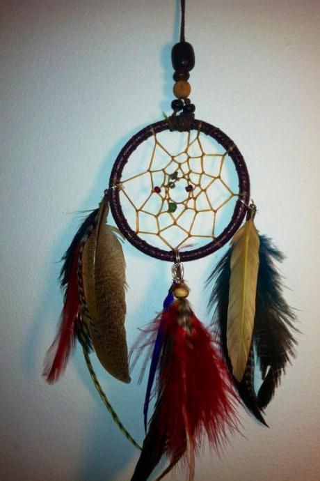 Handmade Native American Dreamcatcher