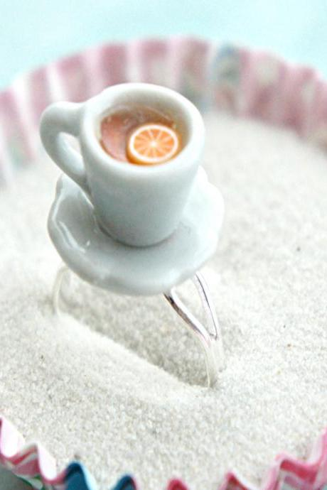lemon tea ring