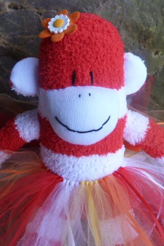 sock monkey, sock monkeys, sockmonkey, sockmonkeys, sock monkey doll, sock monkey dolls, red sock monkey