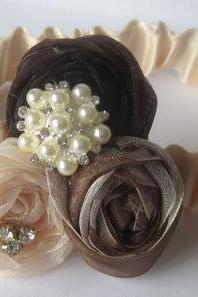 Bridal Garter - available in all colours to match wedding theme - Special Offer for Limited Time ONLY 15% Off