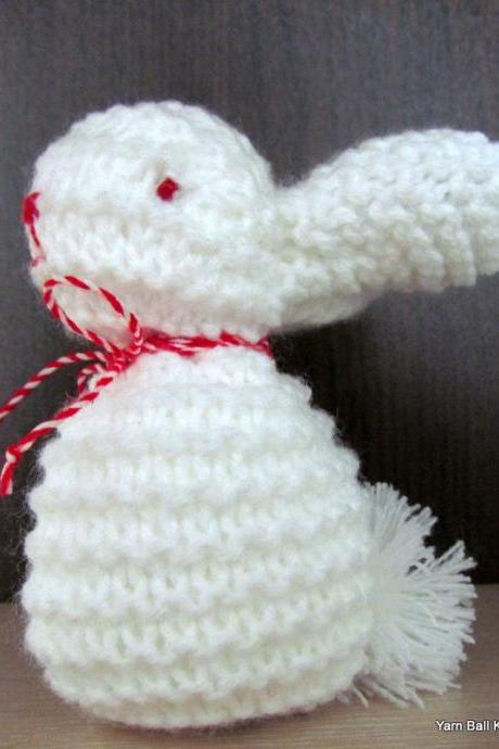 Soft toy bunny decoration for home decoration for Easter