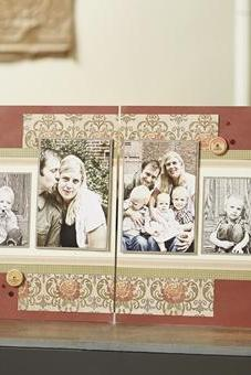Huntington Scrapbooking Kit by Close to my Heart (CTMH)