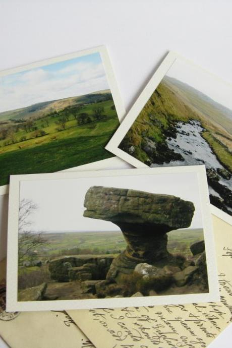 Yorkshire no.1 photo notecards (set of 3)