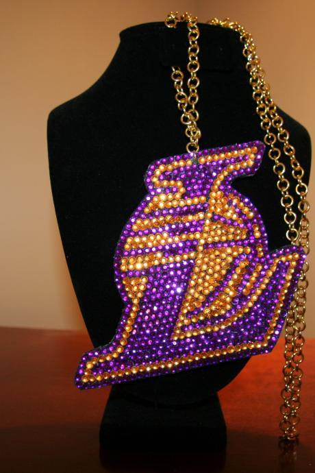 LA Lakers Chain
