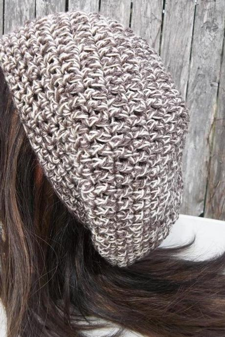 Bohemian Hat, Slouch Hat, Boho Hat, Hippie Hat, Dreads Hat, Dreadlocks