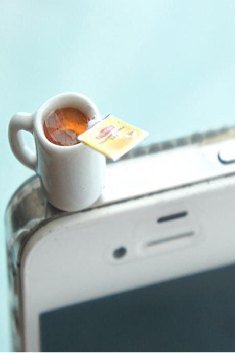 lipton tea phone plug