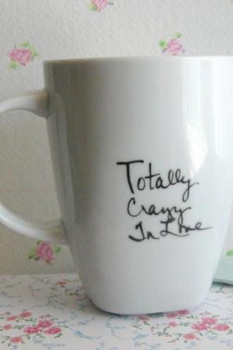 Personalized Coffee/Tea Cup